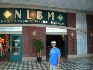 KC Negro Leagues Baseball Museum