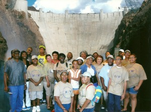 Williams-Wilkinson at Hoover Dam 7-4-10