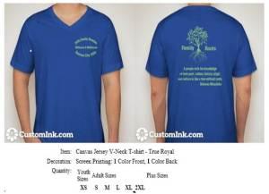 2014 Reunion T Shirt